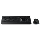 Wireless keyboard + mouse Logitech MX900 Performance (SWE)