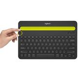 Juhtmevaba klaviatuur Logitech K480 (RUS)