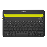 Wireless keyboard Logitech K480 (SWE)