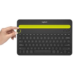 Wireless keyboard Logitech K480 (SWE)