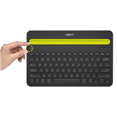 Juhtmevaba klaviatuur Logitech K480 (US)