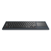 Juhtmevaba klaviatuur Logitech K830 (US)