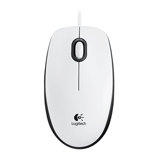 Juhtmega optiline hiir Logitech M100