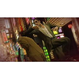 PS4 game Yakuza 0
