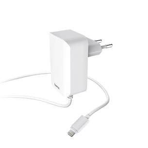 Wall charger Lightning Hama 00178304