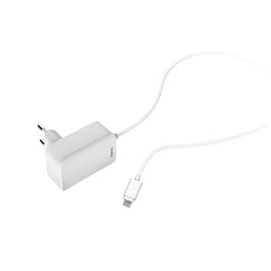Wall charger Lightning Hama