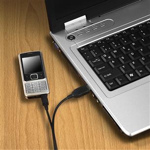 Micro USB-кабель Hama (1 м)