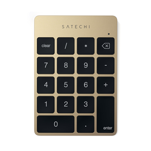 Numpad Satechi Slim Wireless
