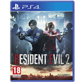 PS4 mäng Resident Evil 2