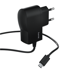 Toalaadija Micro USB Hama