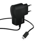 Комнатное зарядное устройство Micro USB Hama