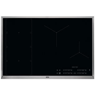 Built-in induction hob AEG IKE84471XB