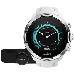 GPS watch Suunto 9 Baro + HR belt
