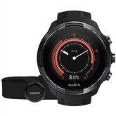 GPS watch Suunto 9 Baro + HR belt