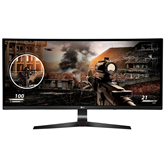 34 nõgus Full HD UltraWide LED-IPS monitor LG