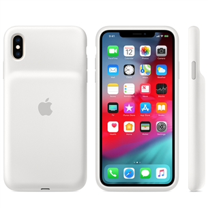 iPhone XS Max akupangaga ümbris Apple
