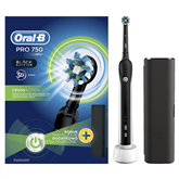 Electric toothbrush Oral-B Pro 750, Braun