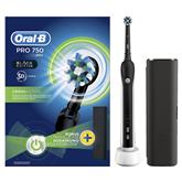 Электрическая зубная щётка Oral-B Pro 750, Braun