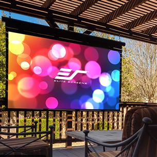 Projektori ekraan Elite Screens 128'' / 16:10
