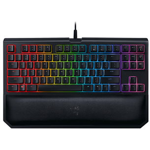 Mehaaniline klaviatuur Razer BlackWidow TE Chroma V2 Yellow Switch (US)