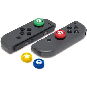 Силиконовые накладки HORI Super Mario для пульта Nintendo Switch 873124006261