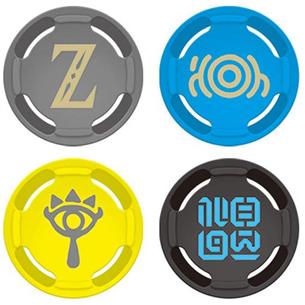 Switch silicone caps HORI Legend of Zelda Edition