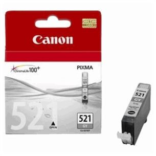 Tindikassett CLI-521BK, Canon