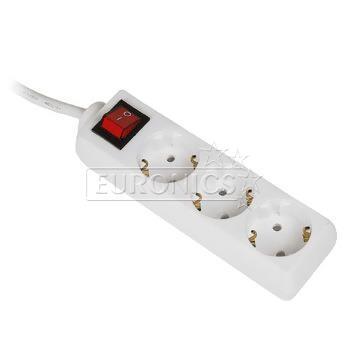 Кабель удлинитель Hama USB 2.0 A-A (m-f)  1.8 м серый H-30619