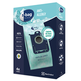 Dust bags Electrolux S-bag® Anti-Allergy, Electrolux / 4 pcs