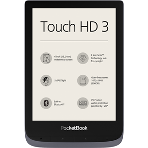 Электронная книга PocketBook Touch HD 3 PB632-J-WW