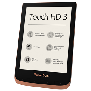E-reader PocketBook Touch HD 3