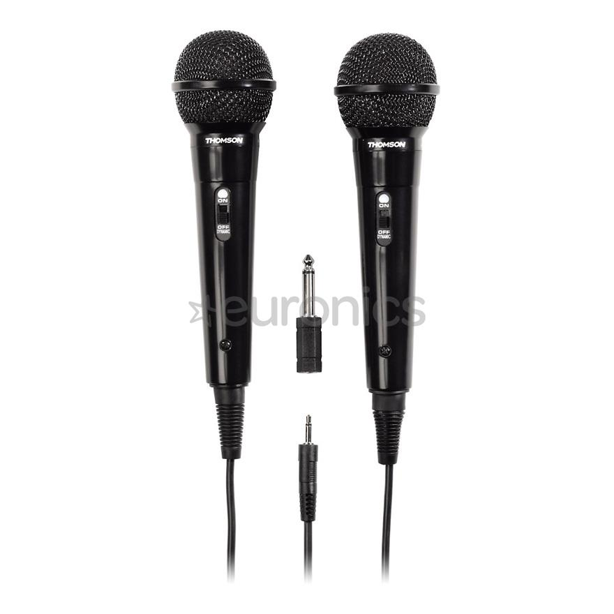 53ffb85b6ea Mikrofonid M135D, Thomson (2 tk.)