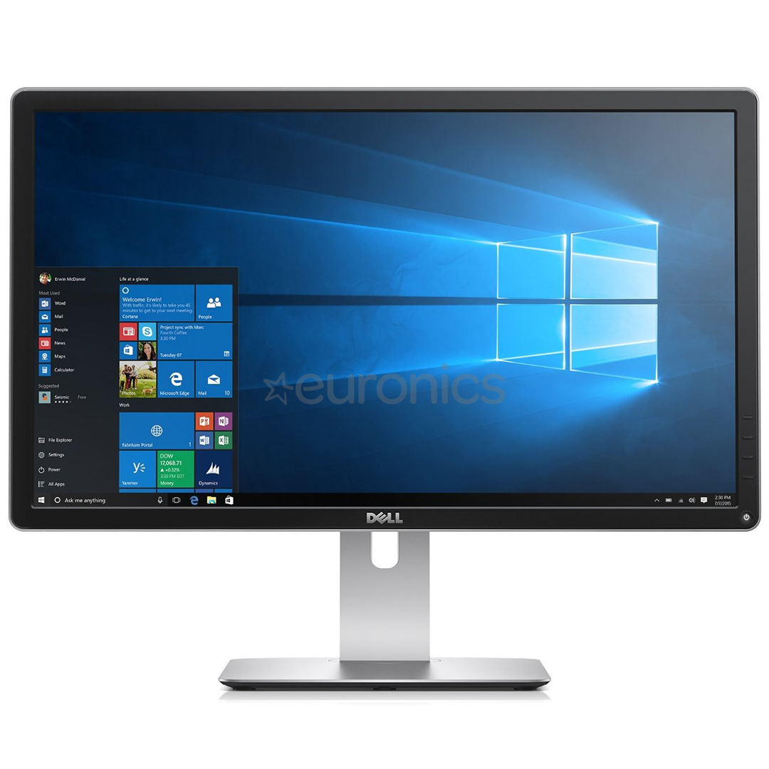 24'' Ultra HD LED IPS monitor Dell