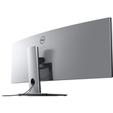 49 nõgus QHD LED IPS-monitor Dell UltraSharp