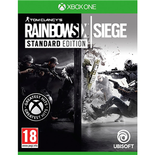 Xbox One game Tom Clancy's Rainbow Six: Siege 3307216062684