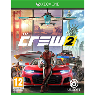 Xbox One game The Crew 2 3307216024774