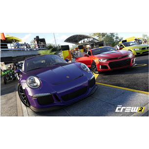 Xbox One game The Crew 2