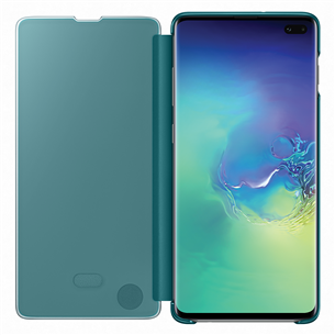 Samsung Galaxy S10+ Clear View kaaned