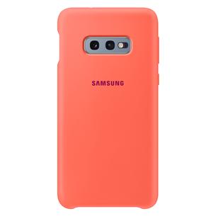 Силиконовый чехол для Samsung Galaxy S10e