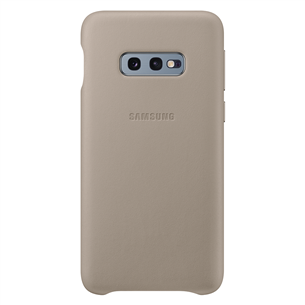 Samsung Galaxy S10e leather case