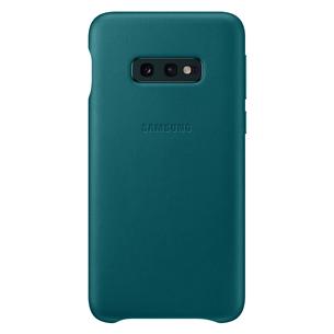 Кожаный чехол для Samsung Galaxy S10e