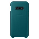 Samsung Galaxy S10e nahast ümbris