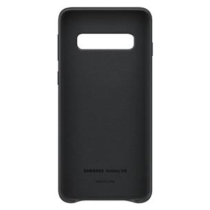 Samsung Galaxy S10 leather case