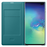 Samsung Galaxy S10+ LED View kaaned