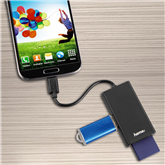 USB Hub / Card reader Hama
