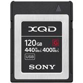 XQD mälukaart Sony (120 GB)