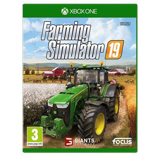 Xbox One mäng Farming Simulator 19