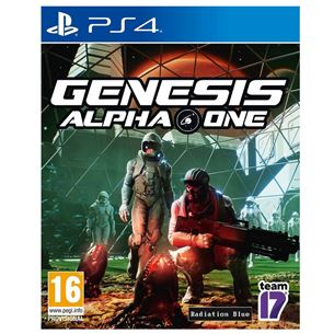 PS4 mäng Genesis Alpha One
