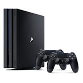 Mängukonsool Sony PlayStation 4 Pro (1 TB) + kaks DualShock 4 pult