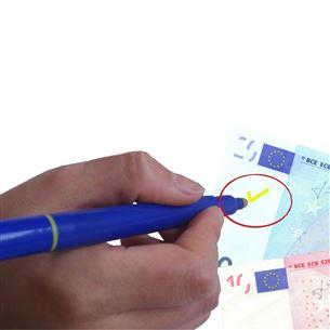 Ручка для проверки купюр